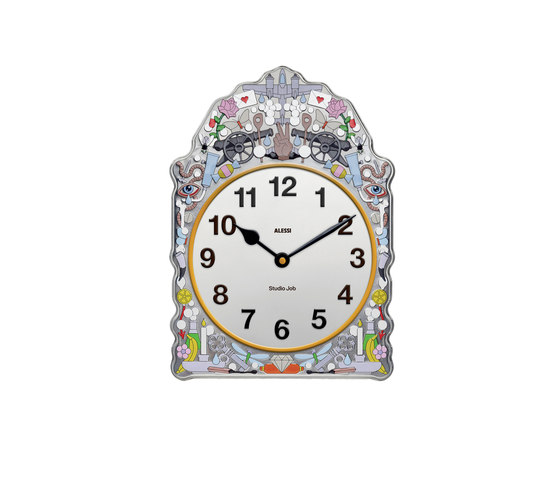 Comtoise SJ01 de Alessi | Relojes