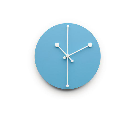 Dotty Clock ABI11 LAZ de Alessi | Relojes