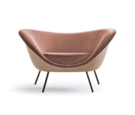 D.154.2 Sessel von Molteni & C | Loungesessel