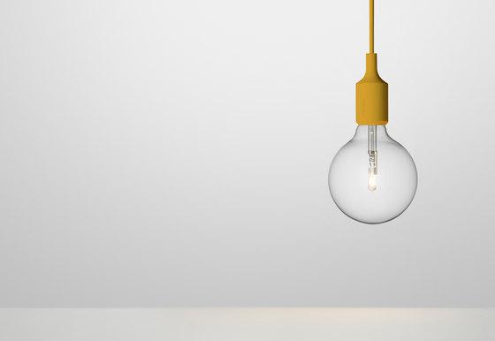 E27 Pendant Lamp de Muuto   Éclairage général