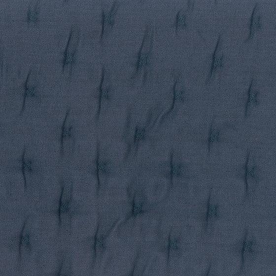 Lin Bombé - Denim by Dominique Kieffer   Upholstery fabrics