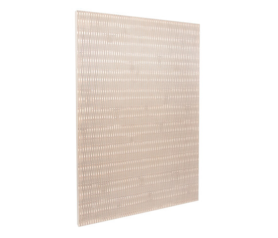 Acoustic Panel W0 plywood birch by dukta | Wood panels