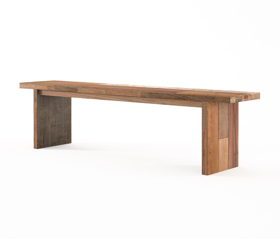 Organik BENCH 180 by Karpenter | Benches
