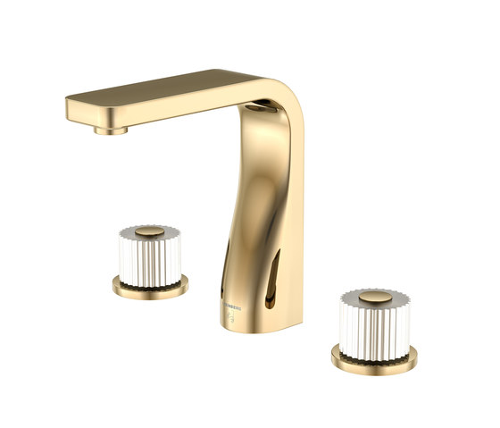 330 2000 22 3-hole basin mixer by Steinberg | Wash basin taps