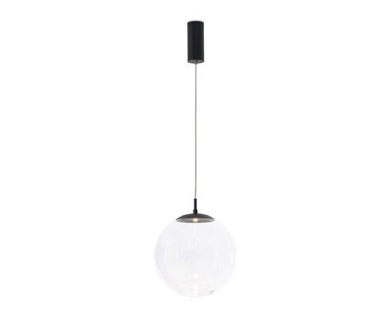Glaskugelleuchte ku3 LED di Mawa Design | Lampade sospensione