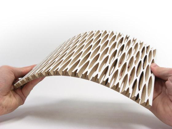 Semi-Finished - Foli 1 MDF by dukta   Wood panels