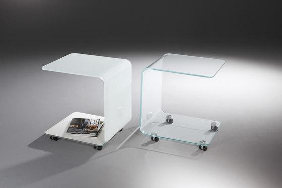 Zabo OW c + ZABO OW k by Dreieck Design | Side tables