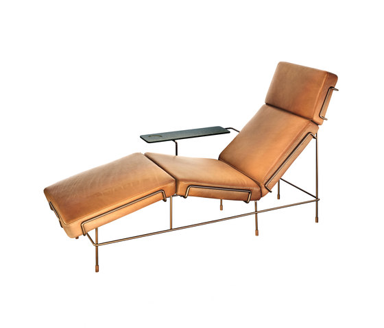 Traffic Chaise Longue by Magis | Day beds