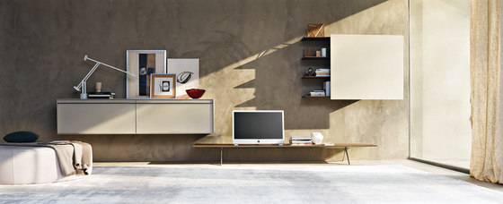 Pass-Word_Living by Molteni & C | Multimedia sideboards