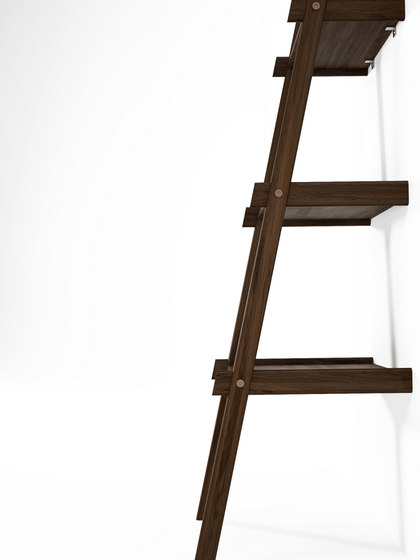 Simply City LADDER SHELVES di Karpenter | Portasciugamani