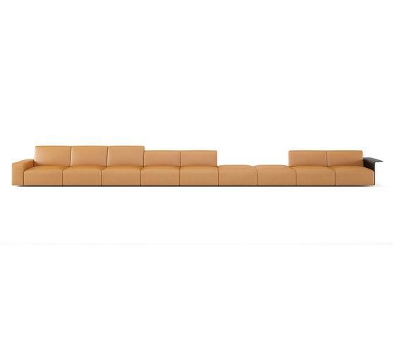 Sistema de viccarbe | Elementos asientos modulares