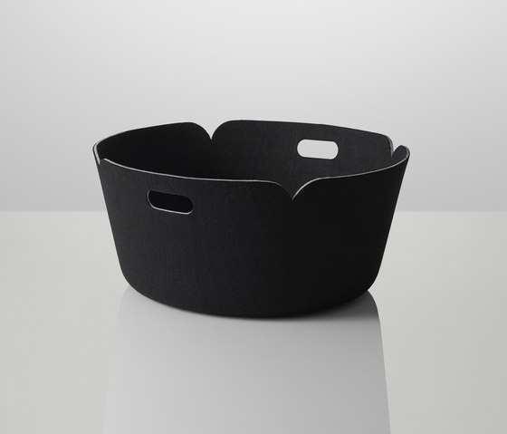 Restore | round basket di Muuto | Contenitori / Scatole