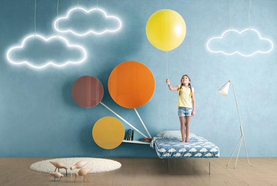 Air_bed_kids de LAGO | Lits enfant