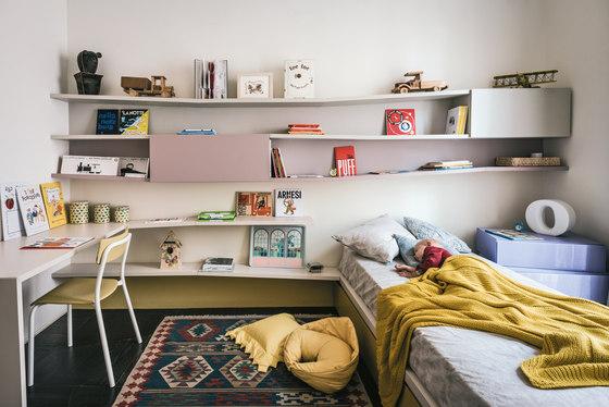 Diagolinea Shelf Kids by LAGO | Shelving