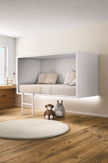 Cloud_bed_kids by LAGO | Kids beds