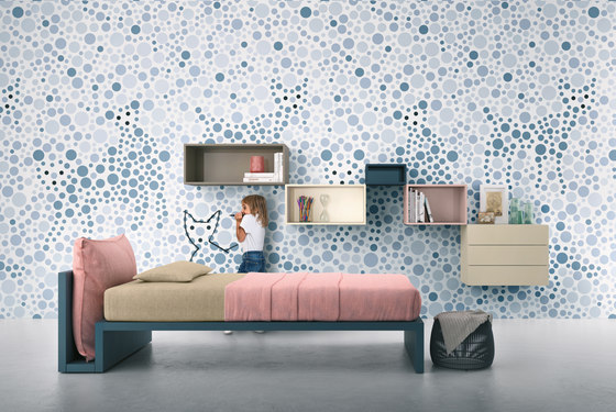 3dots_wallpaper_kids by LAGO | Wall coverings / wallpapers