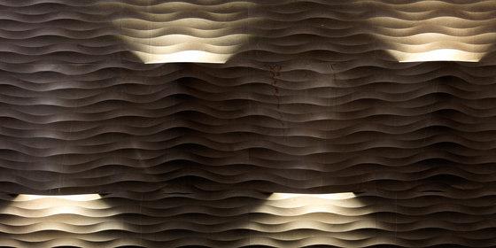 Complementi Luce | Fondo coni luce de Lithos Design | Panneaux en pierre naturelle