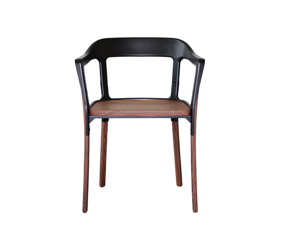 Steelwood Chair by Magis | Chairs