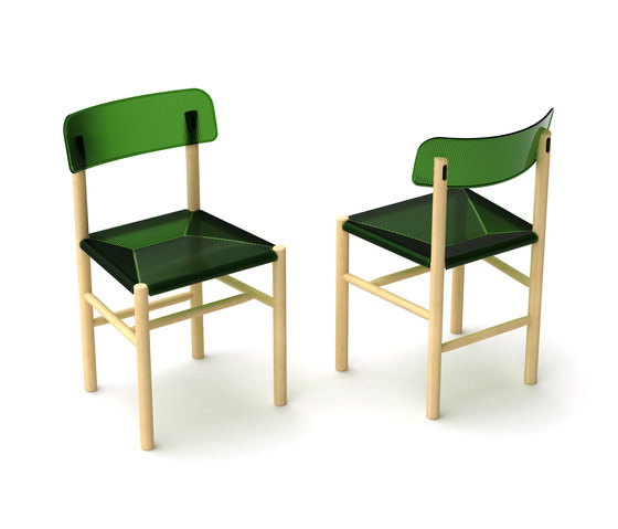 Trattoria Chair by Magis | Chairs