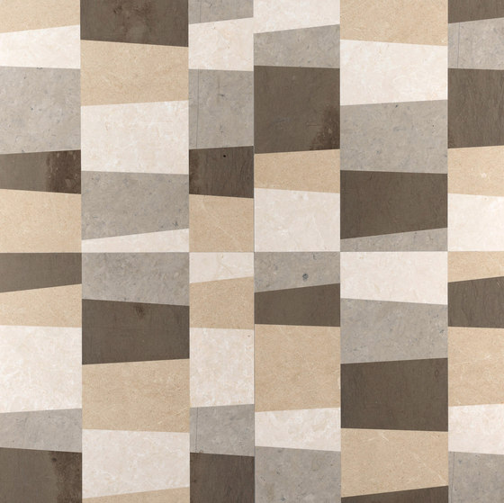 Opus | Piano cappuccino by Lithos Design | Natural stone panels