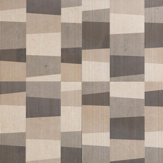 Opus | Piano cappuccino de Lithos Design | Panneaux en pierre naturelle