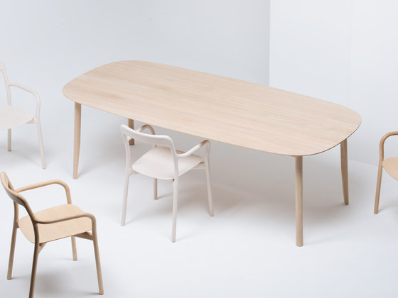 Branca Table | MC2 de Mattiazzi | Mesas para cafeterías