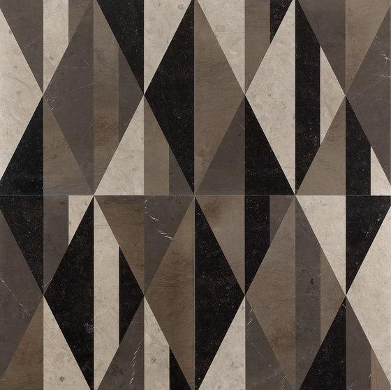 Opus   Tangram club di Lithos Design   Lastre pietra naturale