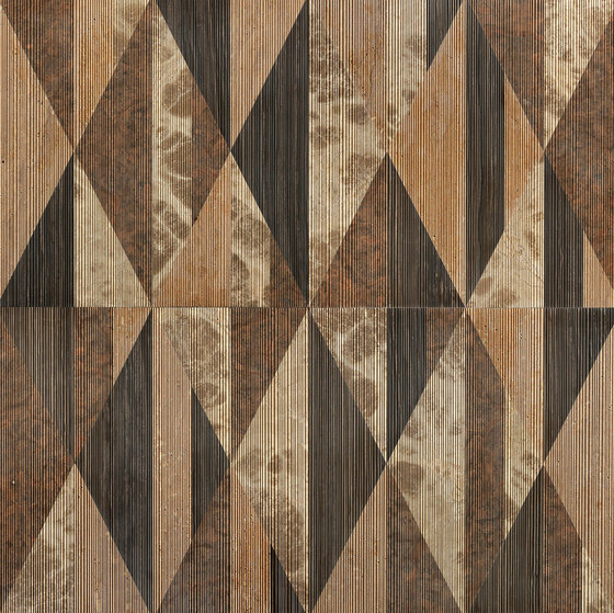 Opus | Tangram sandalo von Lithos Design | Naturstein Platten