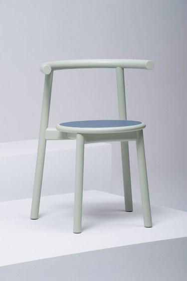 Solo Chair | MC5 by Mattiazzi | Chairs