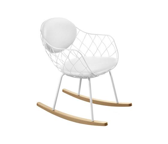 Piña Rocking Chair de Magis | Sillones lounge