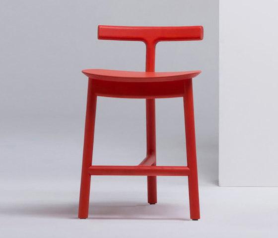 Radice Chair | MC7 by Mattiazzi | Chairs
