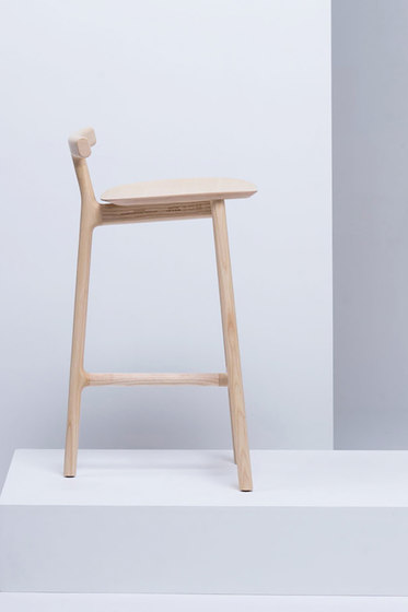 Radice Counter Stool | MC7 by Mattiazzi | Bar stools