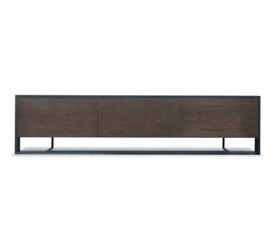 BOURGEOIS Low cabinet with drawers by Baxter | Sideboards