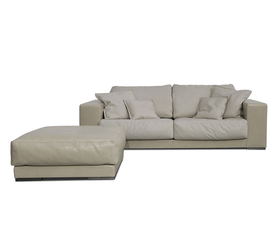 BUDAPEST Sofa | Pouf by Baxter | Sofas