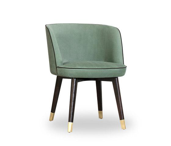 COLETTE Little armchair von Baxter   Stühle