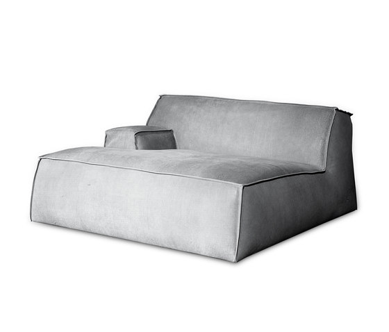 DAMASCO Sofa module by Baxter | Modular seating elements
