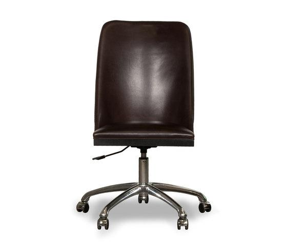 DECOR Chair with wheels de Baxter | Sillas de oficina