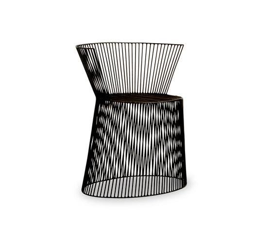 GIBELLINA VESTITA Chair de Baxter | Sillas