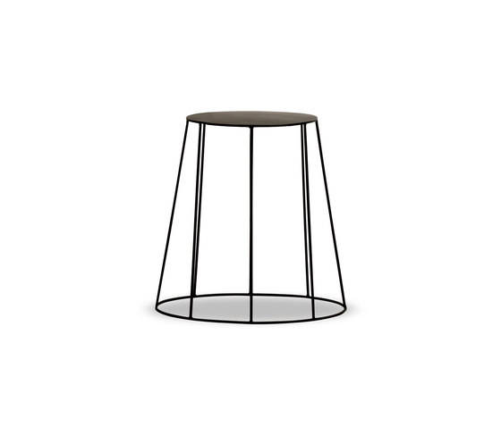 GIBELLINA NUDA Small table by Baxter | Side tables