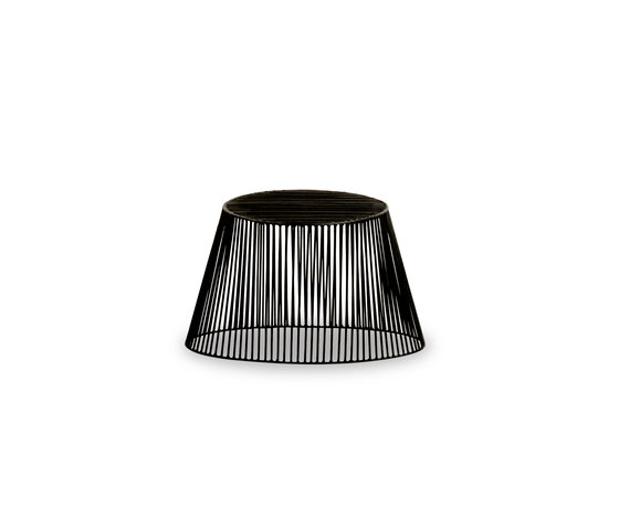 GIBELLINA VESTITA Small table by Baxter | Side tables