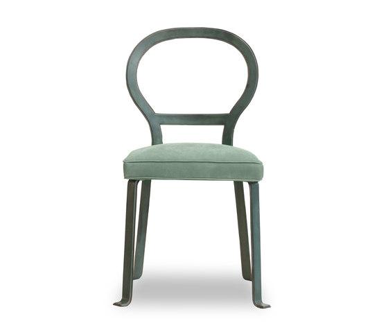 LIMETTA CUOIO Chair von Baxter | Restaurantstühle