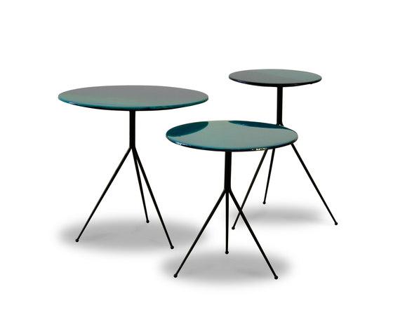 LIQUID Small table de Baxter | Mesas auxiliares