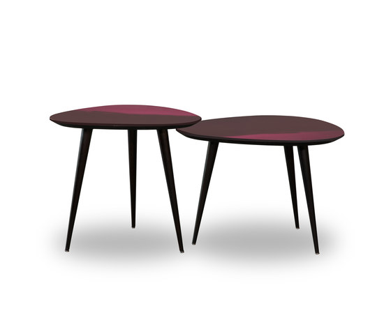 LIQUID COFFEE Small table de Baxter | Tables d'appoint