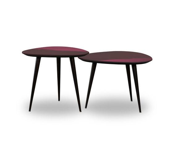 LIQUID COFFEE Small table de Baxter | Mesas auxiliares