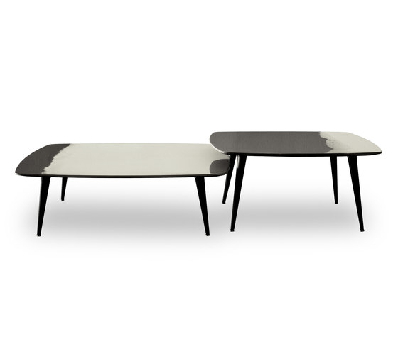 LIQUID COFFEE Small table de Baxter | Tables basses