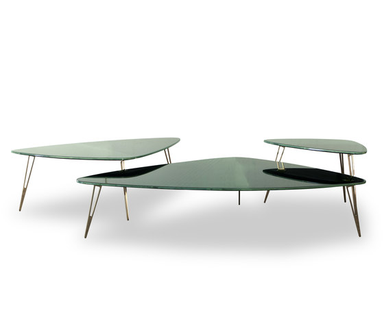 LIQUID ORGANIQUE Small table by Baxter | Coffee tables