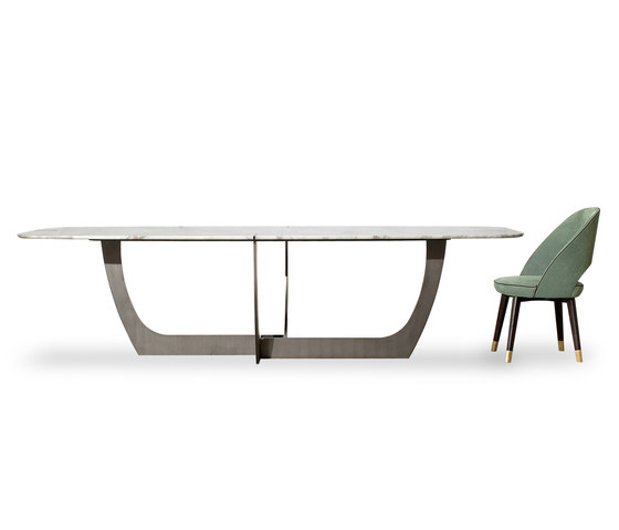 ROMEO Table by Baxter | Dining tables
