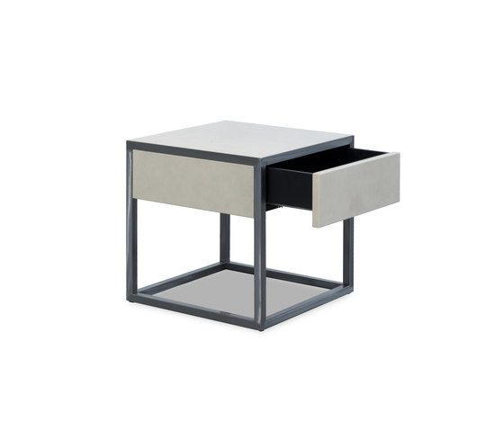 TRINITY Small table de Baxter | Mesas auxiliares