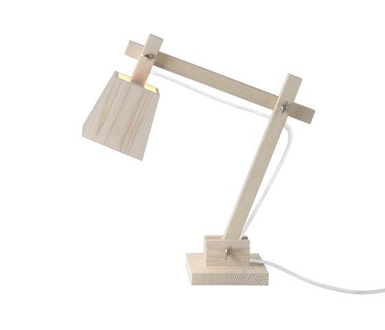 Wood Lamp von Muuto   Arbeitsplatzleuchten