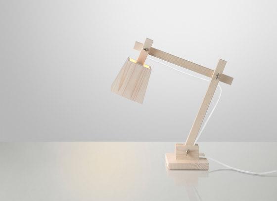 Wood Lamp von Muuto | Arbeitsplatzleuchten